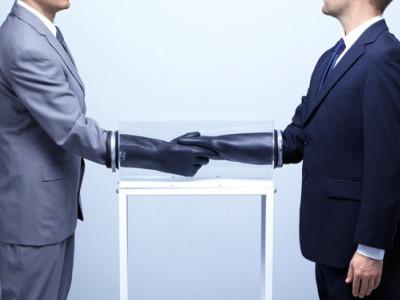 The pre-handshake device