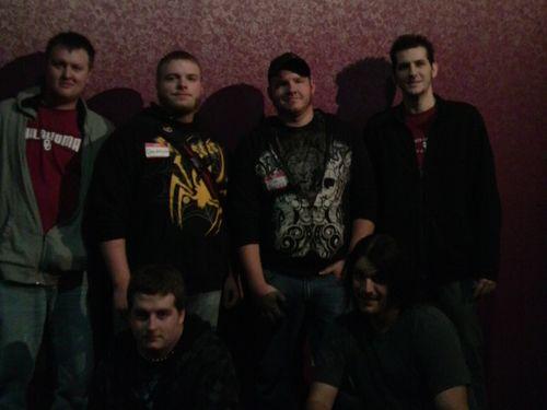 The Oklahoma gaming crew